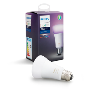 PHILIPS HUE Ampoule individuelle E27 - White and color ambiance 8718696592984