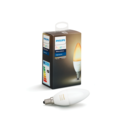PHILIPS HUE Ampoule individuelle E14 - White ambiance 8718696695203