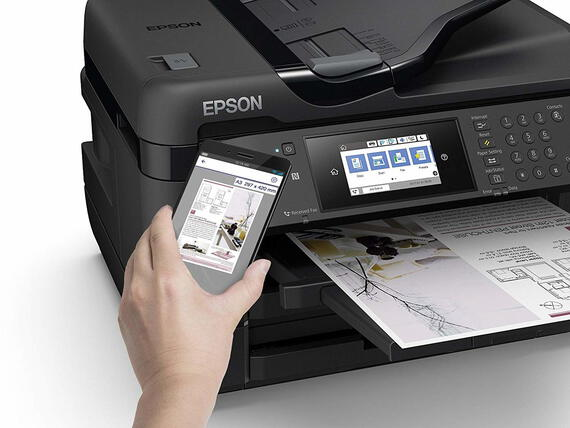Epson Imprimante multifonctions Workforce WF-7720 DTWF