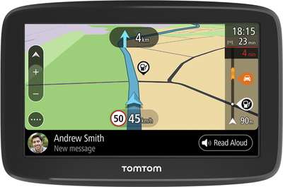 TomTom Go Basic 5 - Europe