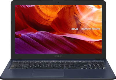 Asus Notebook X543UA-GQ2036T Star Grey