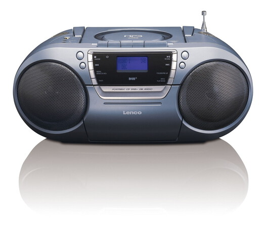 Lenco RADIO CD DAB+ SCD-680 USB