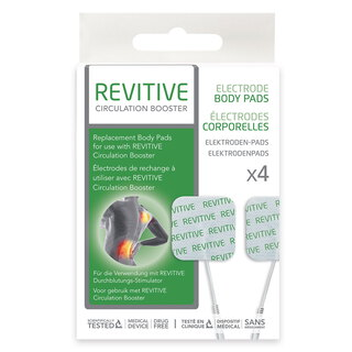 Revitive Electrodes TENS BODY PADS