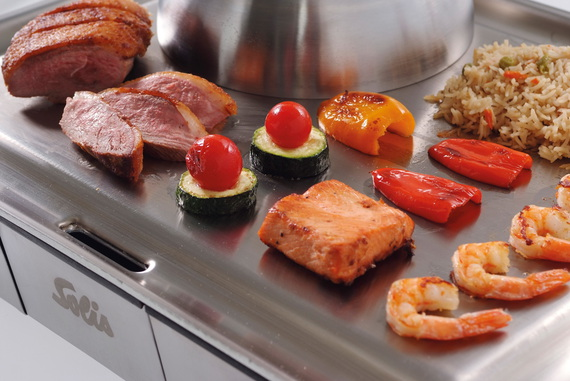 Solis Grill Teppanyaki@home Type 795