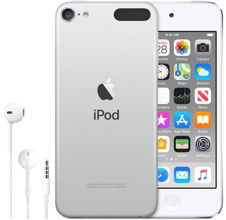 Apple iPod touch 2019 128GB - Argent