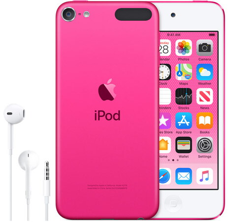 Apple iPod touch 2019 32GB - Rose