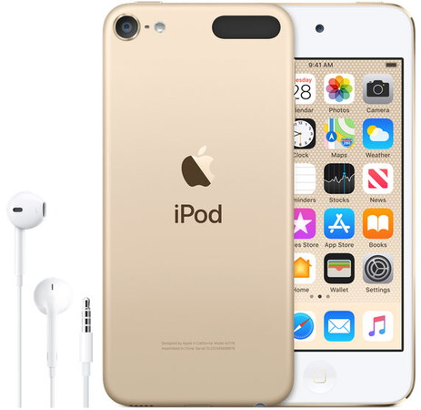 Apple iPod touch 2019 32GB - Or