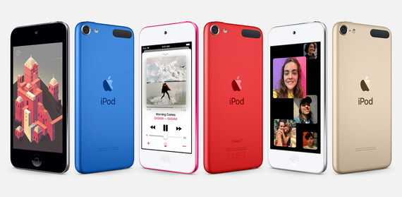 Apple iPod touch 2019 32GB - Gris sidéral