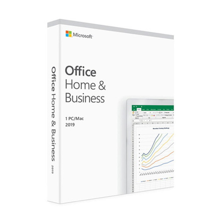 Microsoft HOME AND BUSINESS 2019 Allemand (T5D-03210)