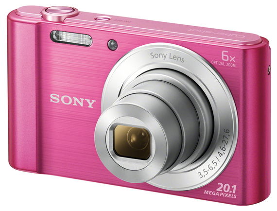 Sony Cyber-Shot DSC-W810 Rose
