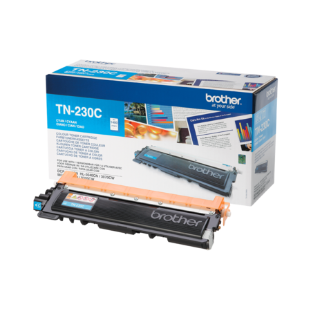 Brother Toner TN-230C Cyan