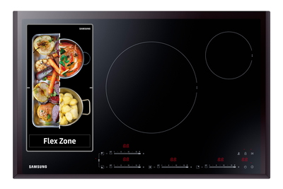 Samsung Taque induction NZ84F7NC6AB/EF Flex Zone