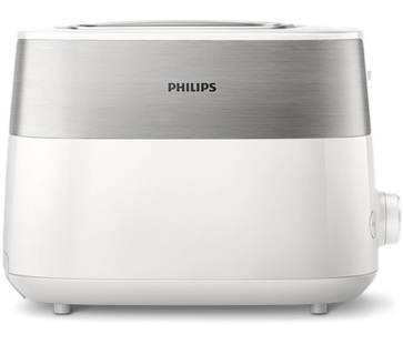 Philips Grille-Pain HD2515/00 Blanc