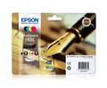 """Epson Cartouches 16XL Multipack """"Stylo"""" T16364010"""