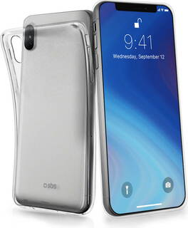 SBS Coque Skinny pour iPhone Xs Max