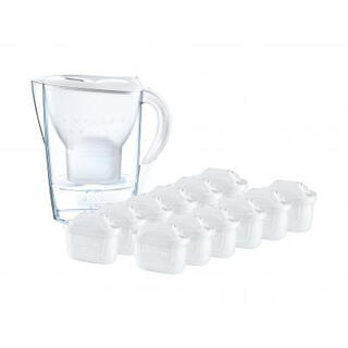 Brita Carafe filtrante - Fill & Enjoy Marella 1 Year
