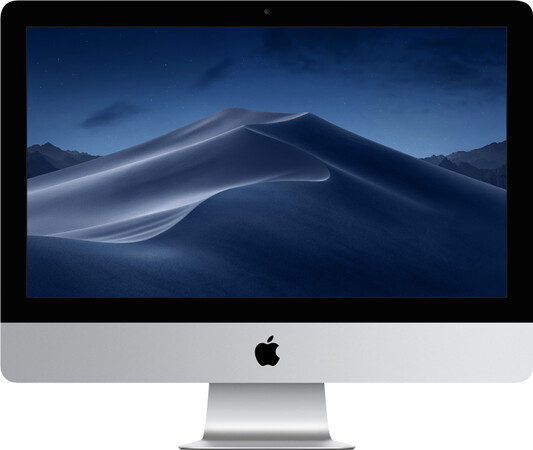 "Apple iMac 21,5"" (2019) Core i3 4K QWERTZ (MRT32SM/A)"