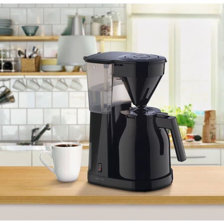 Melitta Machine à café filtre Easy Therm Black