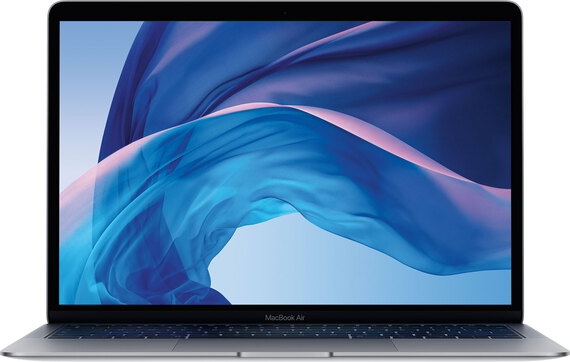 "Apple MacBook Air 13"" (2019) Core™ i5 128 Go Gris sidéral - QWERTZ - MVFH2SM/A"