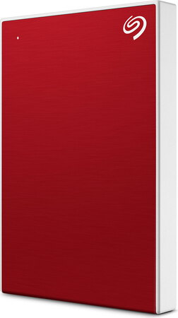 Seagate Backup Plus Slim USB 3.0 - 2 To - Rouge - STHN2000403