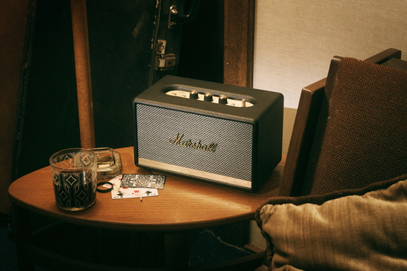 Marshall Acton II Enceinte Bluetooth - Noir