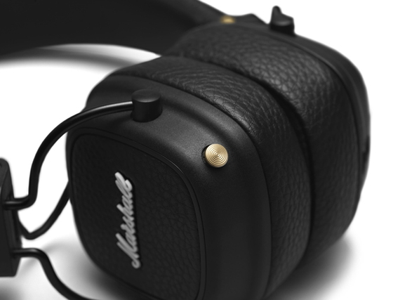 Marshall Major III Casque Sans Fil - Noir