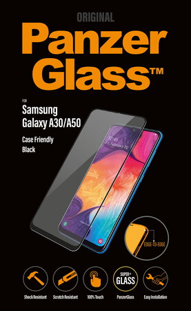 Panzerglass Film de protection pour Galaxy A50 - PZ-7190