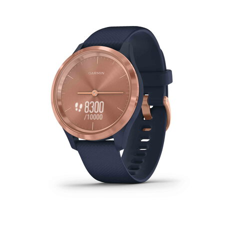 Garmin vívomove 3S - Rose gold/Navy