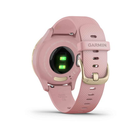 Garmin Vivomove 3S - Light gold - Dust rose (39mm)