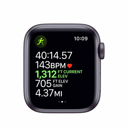 Apple Watch Nike Series 5 - Space grey - Anthracite black (40mm)