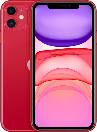 Apple iPhone 11 RED™ - 256 Go