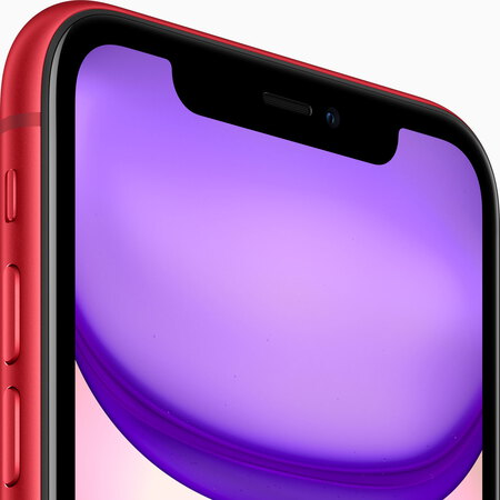 Apple iPhone 11 RED™ - 64 Go