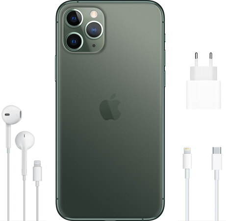 Apple iPhone 11 Pro Vert nuit - 256 Go