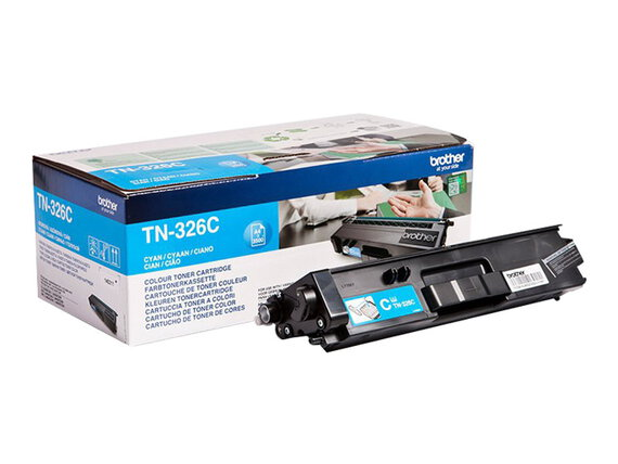Brother Toner TN-326C Cyan