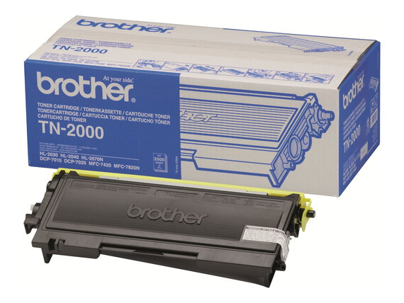 Brother Toner TN-2000 Noir