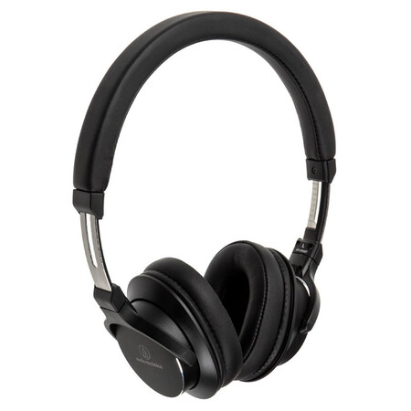 Audio Technica Casque Bluetooth Noir ATH-SR5BTBK