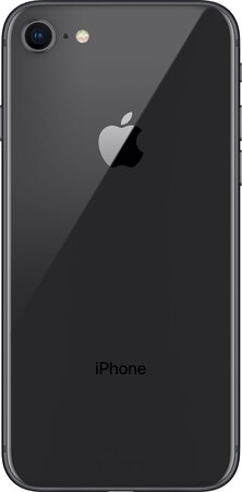 Apple iPhone 8 Gris sidéral - 128 Go - MX162ZD/A