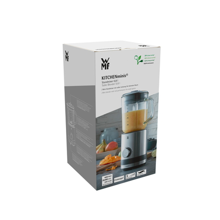 WMF Blender Kitchen Minis 0,8L 400W Acier inoxydable