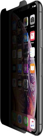 Belkin Film de protection SCREENFORCE™ InvisiGlass™ Ultra Privacy pour iPhone Xs