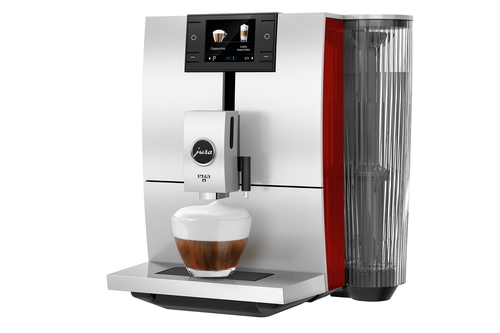 Jura Machine à expresso Ena 8 Sunset Red Automatique 1,1L