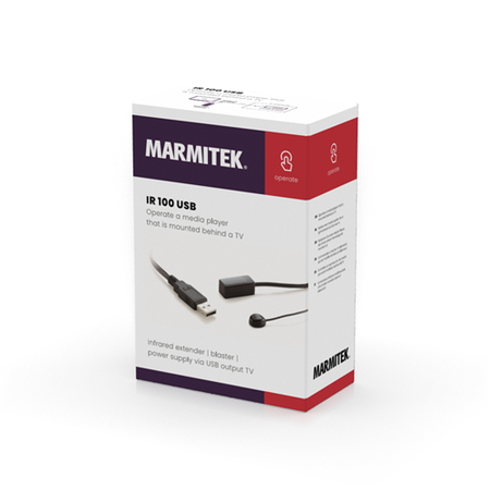 Marmitek Extension infrarouge IR 100 USB