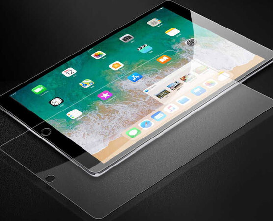 Lindson Tempered Glass pour iPad Air (2019) - DGC-097