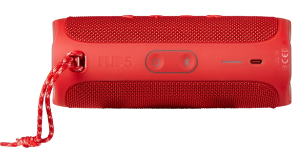 JBL Enceinte Bluetooth Flip 5 - Rouge