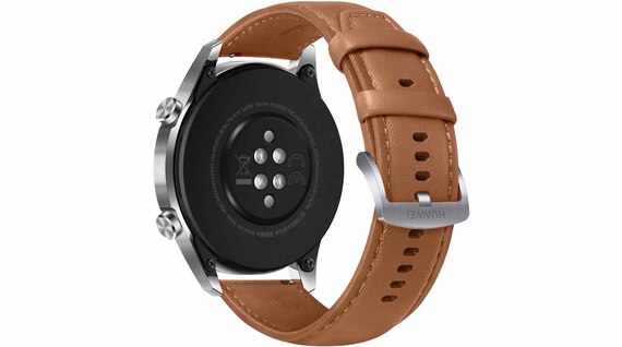 Huawei Watch GT2 - Édition classic - Galet brun (46mm)