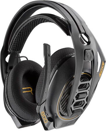 Plantronics Casque gaming sans fil RIG 800 HD - Noir