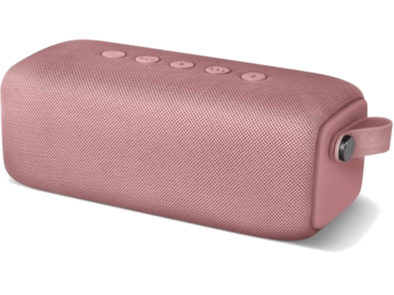 FRESH NREBEL Enceinte Bluetooth RockBold M Rose