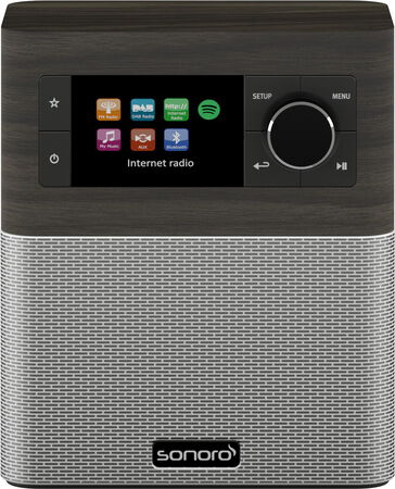 SONORO Radio internet Stream SO-410