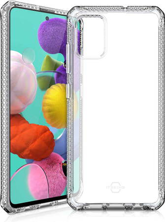 ITSKINS Coque Spectrum Clear pour Galaxy A51