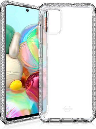 ITSKINS Coque Spectrum Clear pour Galaxy A71