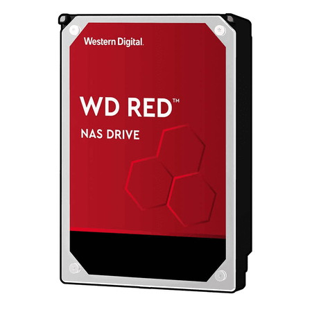 Western Digital WD Red™ NAS Drive - 2 To - WD20EFAX